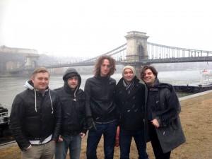 Rhapsody Budapest Hungary 2015